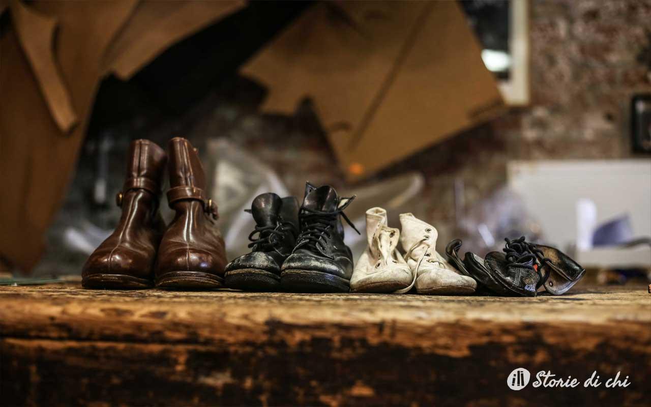 on sale 9d9be fd304 Gabriele Gmeiner, artigiana delle scarpe a Venezia