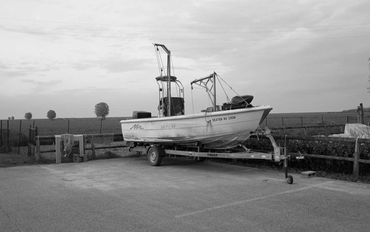 Alberto Barini, storia di un pescatore nel delta del Po