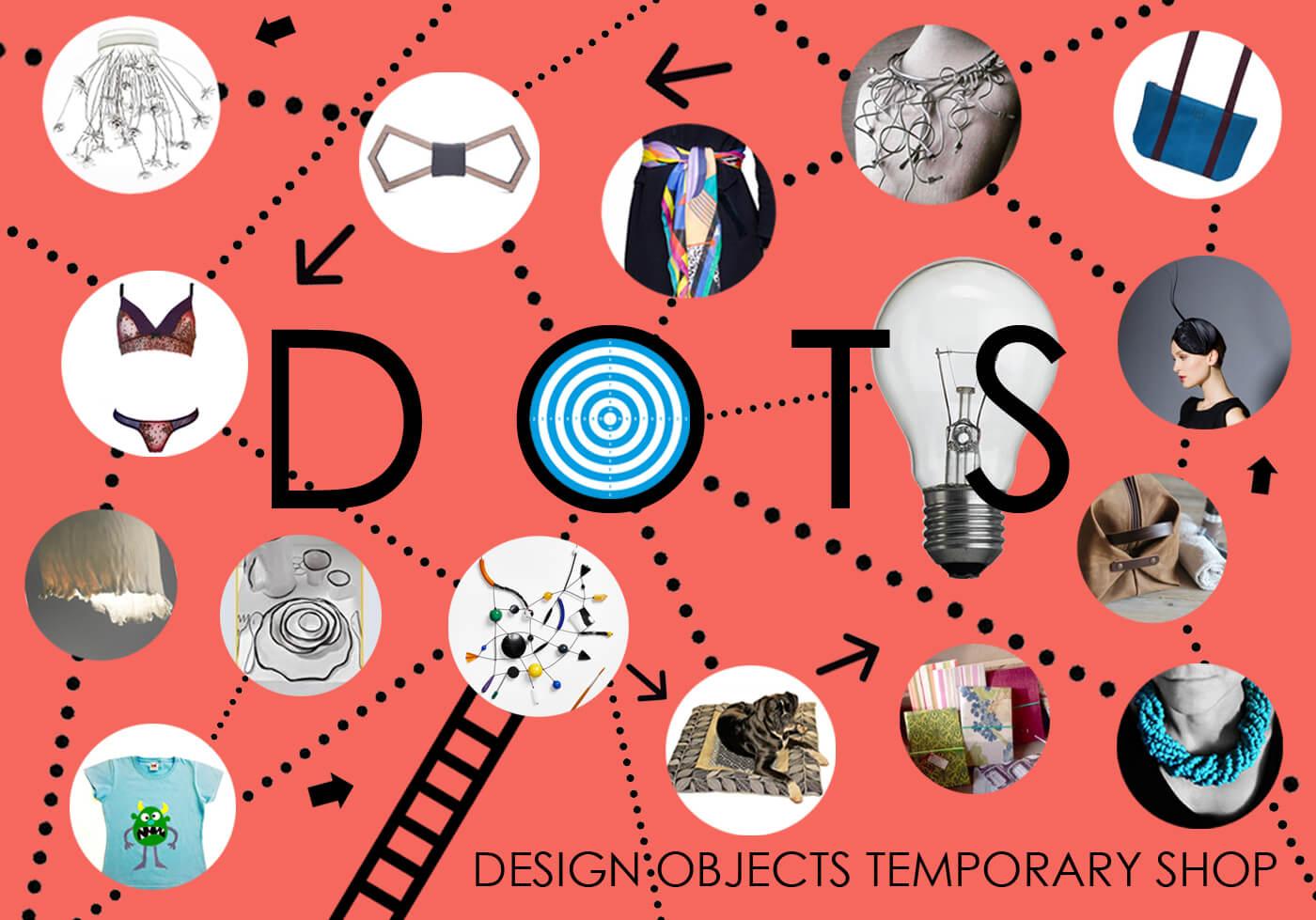 Dots il temporary shop del design handmade a milano for Milano design shop
